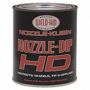 Heavy Duty Nozzle Dip Gel 32 oz./.95L