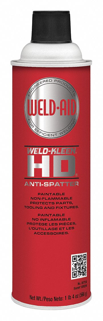 Weld Kleen Heavy Duty Aerosol Spray Can