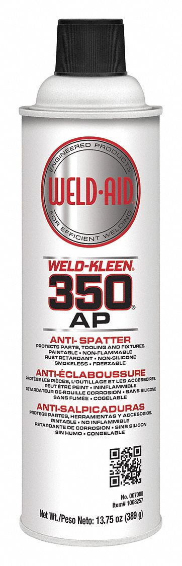 Weld-Kleen 350 All Position Aerosol can