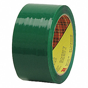 Polypropylene Carton Sealing Tape, Hot Melt Resin Adhesive, 48mm X 50m, 1 EA