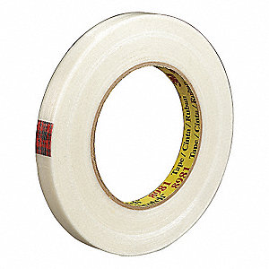 Filament Tape,24mm x 55m,6.6 mil