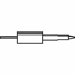 Soldering Tip,Screwdriver,3/13In.