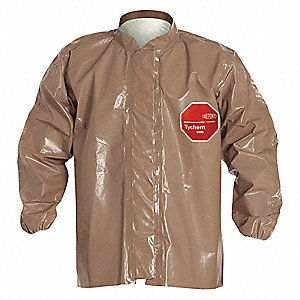 Chemical Resistant Jackets,M,PK6
