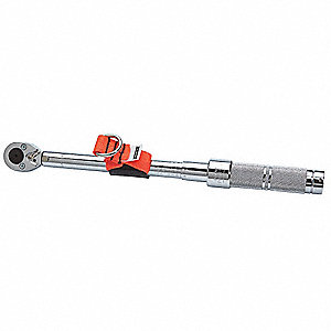 "Torque Wrench,1/2"" Dr,40-200 Nm,21-1/2""L"