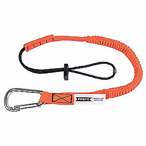 Tool Lanyard,15 lb.,32 in,Orange