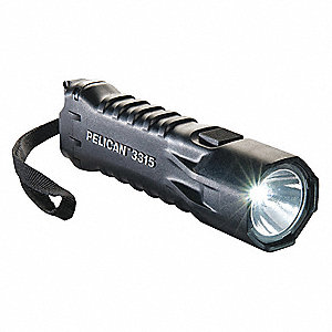 FLASHLIGHT LED 3315C 3AA BLACK
