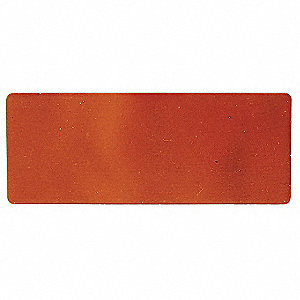REFLECTEUR RECTANGULAIRE ROUGE