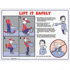 PRINZING BACK LIFT SAFETY POSTER