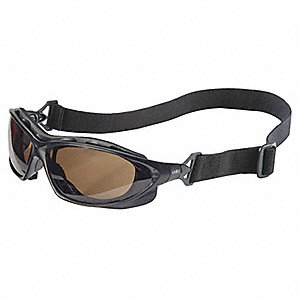 Seismic® Anti-Fog Safety Glasses, SCT-Gray Lens Color