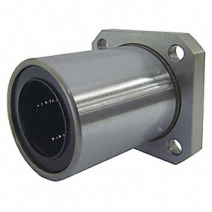 Flange Bearing,Dia. 1.250 In,2.625 In,Sq