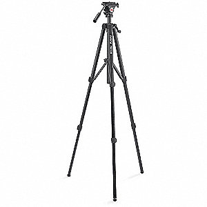 Laser Tripod,1/4-20,Alum,2-1/4 to 5 ft