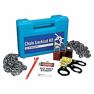 PRINZING DOUBLE CHAIN LOCKOUT KIT