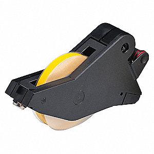 TAPE BLACK/YELLOW 90 FT. L PK 2