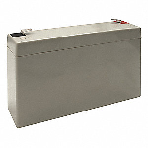 6V, 10Ah Sealed Lead Acid Battery
