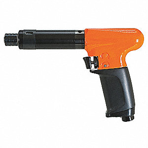 Air Screwdriver, 10 to 45 in.-lb. Torque Range Soft Draw, Precision Shut-Off Clutch
