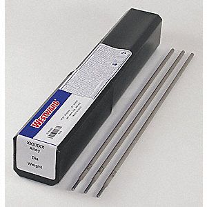 "14"" Carbon Steel Box Stick Electrode with 1/8"" Dia. and E6010 AWS Classification"