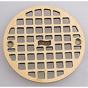 Jay R Smith Mfg Co Floor Drain Grate 2010 And 2005