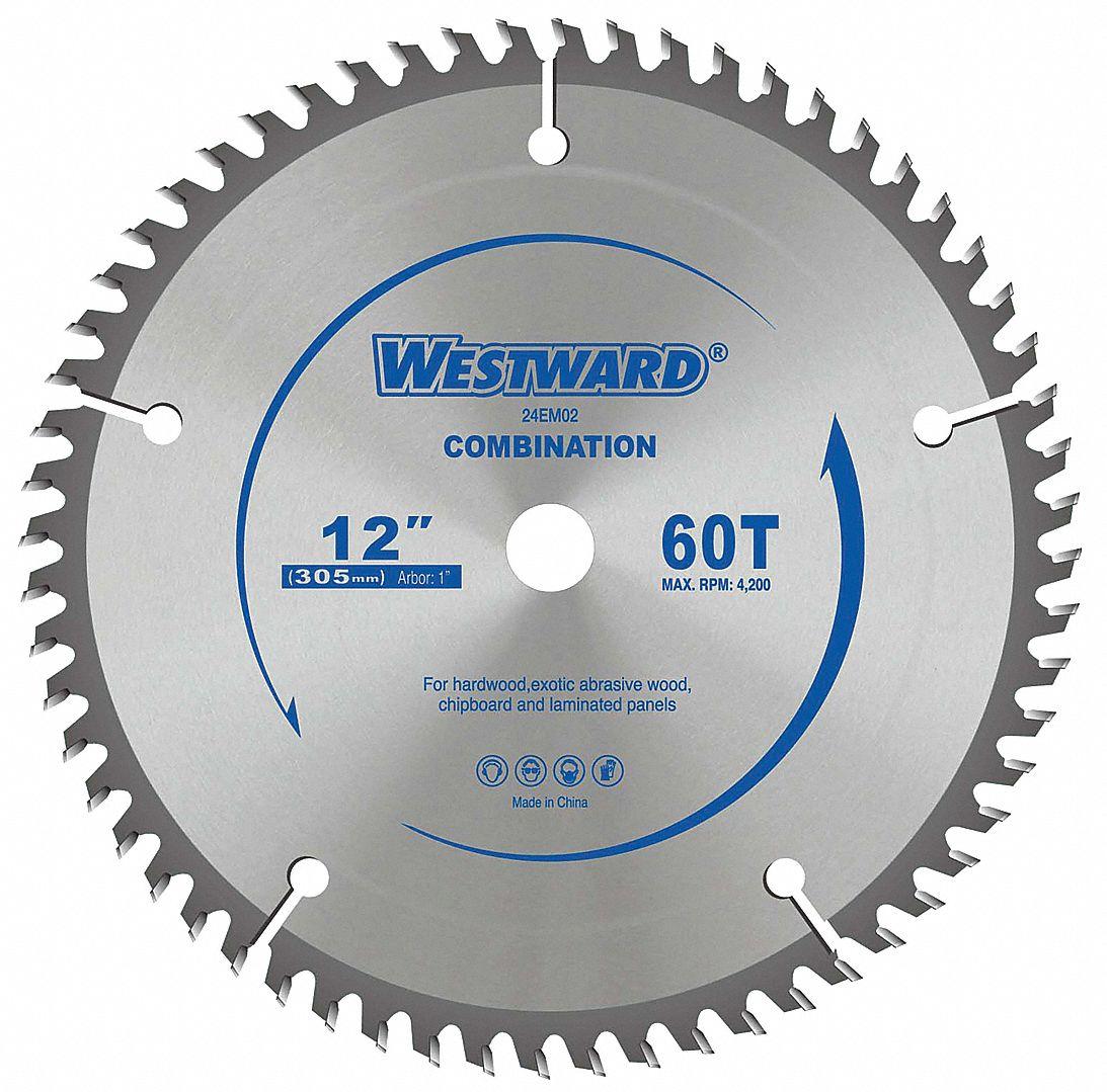 Westward circular saw blades12 in60t 24em0224em02 grainger keyboard keysfo Choice Image