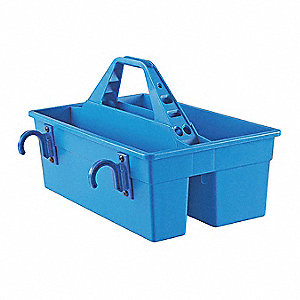 Tray,Polypropylene,Blue