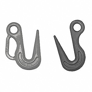 Sorting Hook,15,000 lb.,Eye,Alloy Steel
