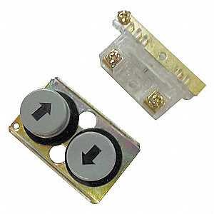Button and Contact Assembly
