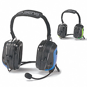 Electronic Ear Muff,Behind-the-Neck
