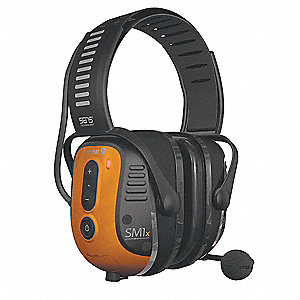 Spanish Version Electronic Ear Muff,24dB
