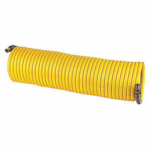 Nylon Hose, 3/8 In. x 50 Ft., 3/8 In. NPT