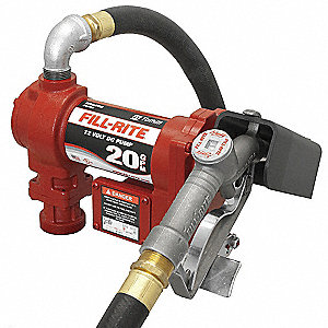 PUMP TRANSFER 24V DC
