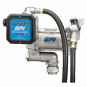 PUMP TRANSFER 115V AC W/METER