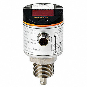 "Electronic Level Sensor, 5.9"" to 62.9"" Range"