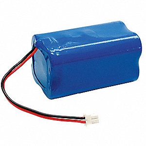 Lithium Ion Rechargeable Battery&#x3b; Fits 24JZ59