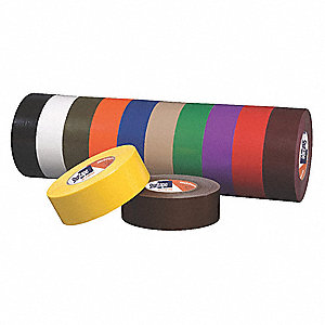 Industrial Duct Tape, 48mm X 55m, 9.00 mil Thick, Brown Cloth, 24 PK