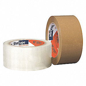 Polypropylene Carton Sealing Tape, Hot Melt Resin Adhesive, 48mm X 100m, 36 PK