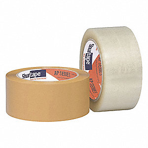 Polypropylene Carton Sealing Tape, Acrylic Adhesive, 72mm X 100m, 24 PK