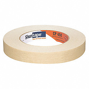 Masking Tape,Paper,Tan,18mm,PK48