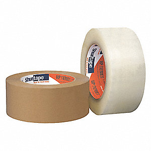 Polypropylene Carton Sealing Tape, Hot Melt Resin Adhesive, 48mm X 50m, 36 PK