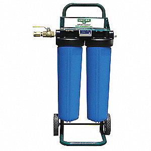 Pure Water Filter,Green, Blue