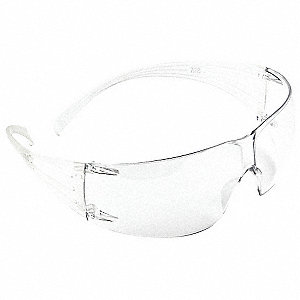 SECUREFIT EYEWEAR, CLR/ AS LENS