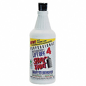 32 oz. Spray Paint and Graffiti Remover, 6 PK