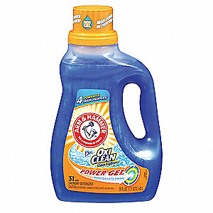 55 oz. Liquid Laundry Detergent, 6 PK