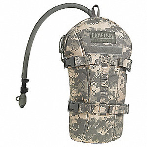 Hydration Pack, 102 oz./3.1L, Camouflage