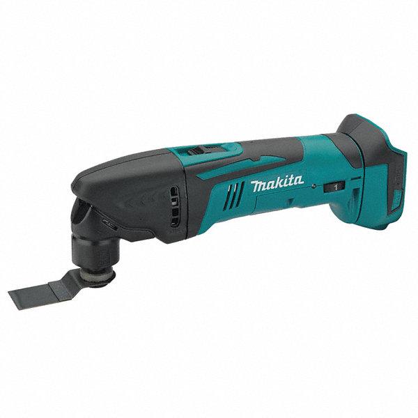 Makita cordless oscillating tool 18v 20 000 24n062 for Makita garden tools 18v