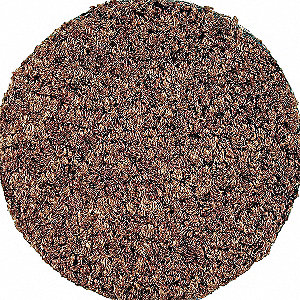 Chocolate Nylon, Entrance Mat, 3 ft. Width, 4 ft. Length