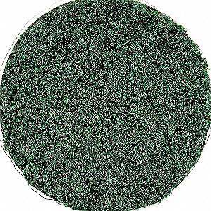Fir Green Nylon, Carpeted Entrance Mat, 3 ft. Width, 4 ft. Length