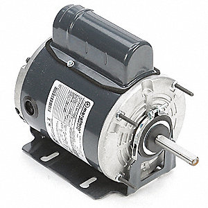 1/4 HP Agricultural Fan Motor,Permanent Split Capacitor,1625 Nameplate RPM,115/230 Voltage