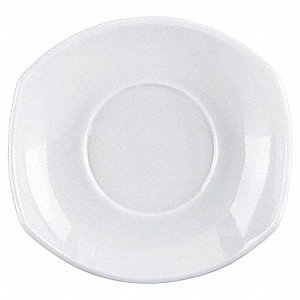 Salad Plate,8-1/2 In,White,PK12