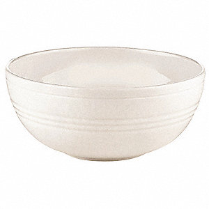 Fruit Bowl,White,5-1/2 In,16 oz.,PK12