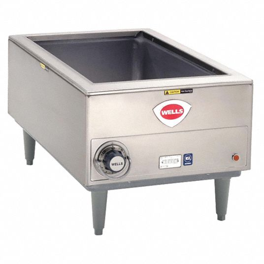 Stainless Steel Countertop Warmer