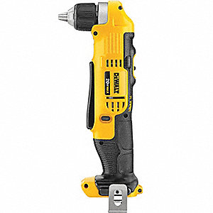 "3/8"" 20V MAX® Cordless Right Angle Drill, 20.0 Voltage, Bare Tool"